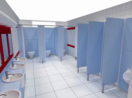Washroom layouts black cherry design for Washroom design images